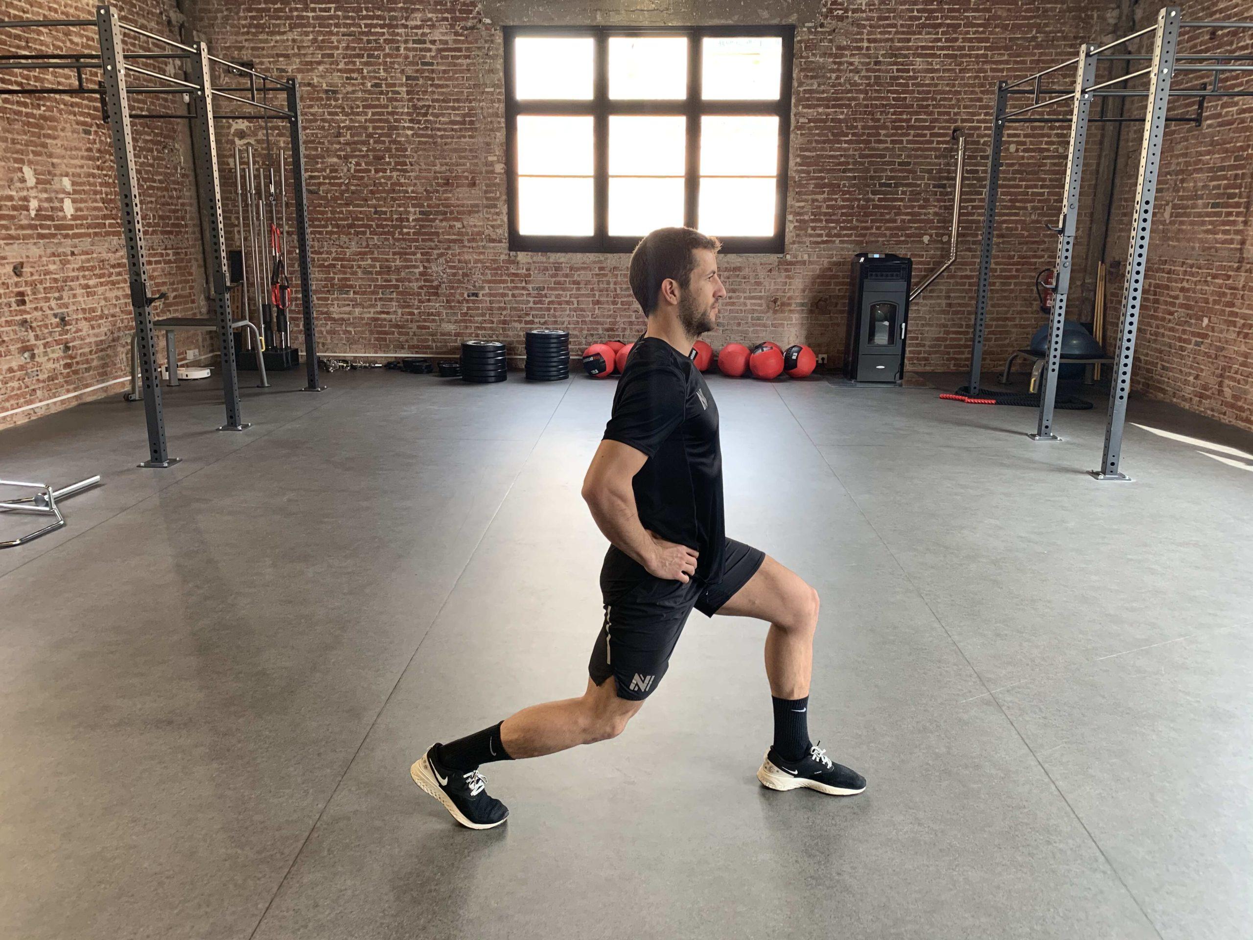 SPLIT JUMPS Centre Entrenament i Fisioterapia Terrassa