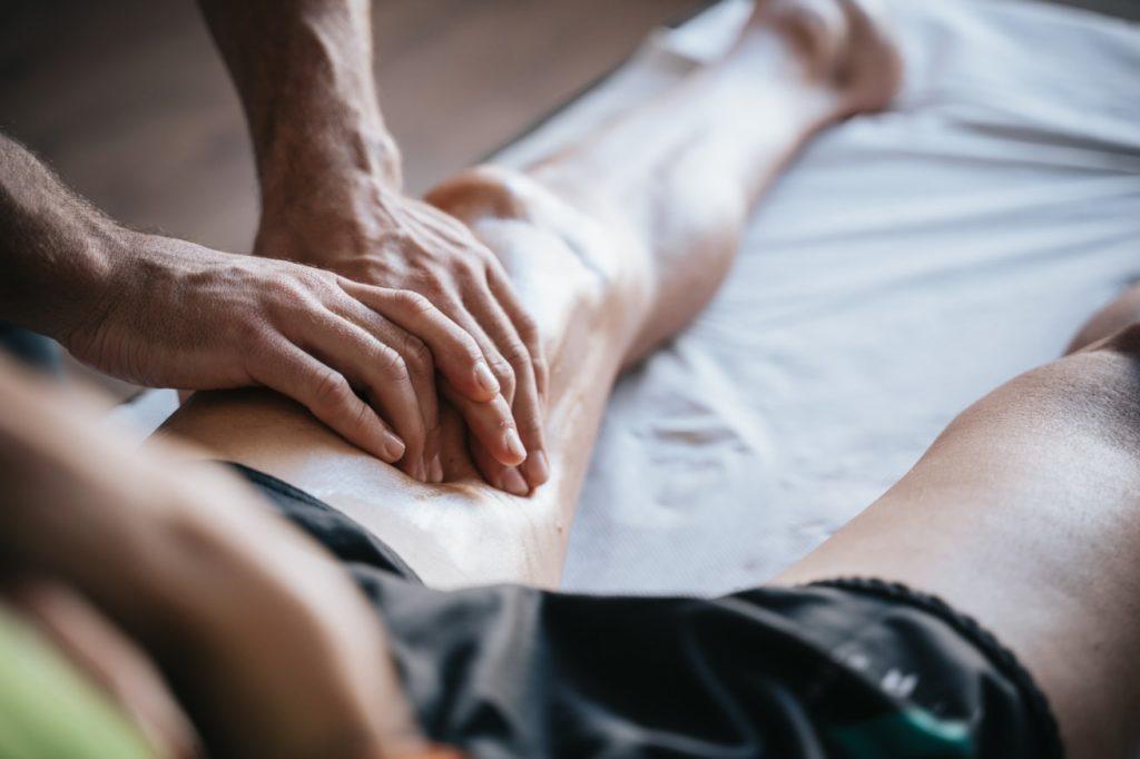 Massatge descarrega i pressoteràpia NEXT Terrassa